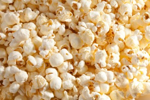 Free popcorn at OC Marketplace