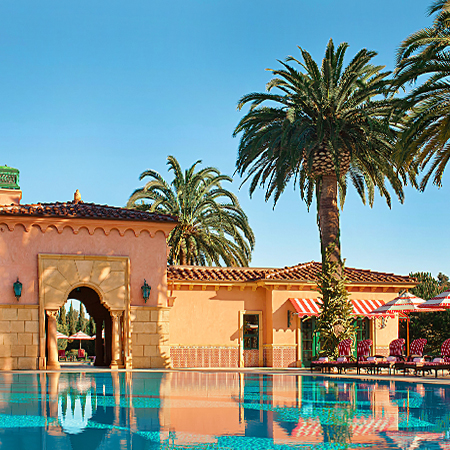The Grand Del Mar Hotel in San Diego