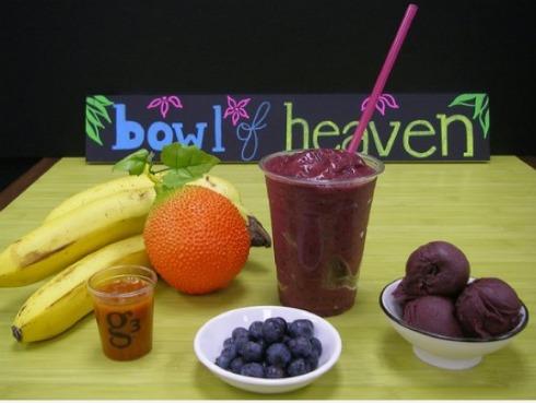 Bowl of Heaven in Huntington Beach