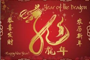 Year of the Dragon at Starfish Laguna